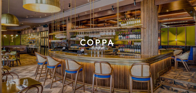 Visit @CoppaClub in the #UK #London #NCJL&F