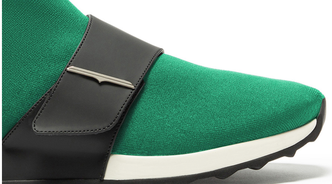 FW18: Italian Shoe designer @GuardianiShoes #unisex sock-sneaker #Preview – #Knitted High-Top #NCJLifestylesAndFashion