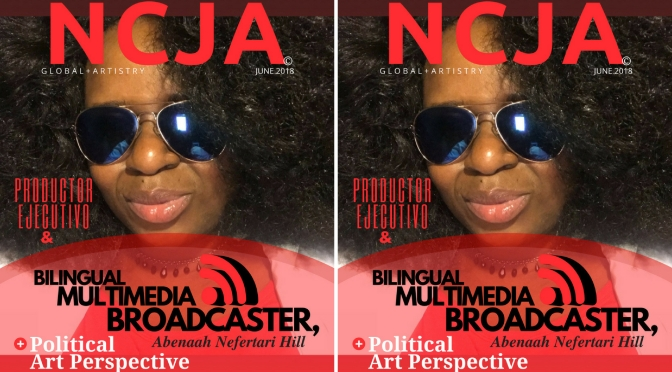 Check out recent feature|#Creator of 'The' No Critics… (@JustArtists) #brand , 🎬Executive Producer & #Bilingual #Multimedia Broadcaster📡 @AbenaahNefertari #NCJLifestylesAndFashion