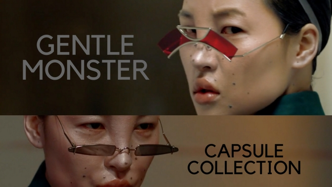 "Check out #GentleMonster 's : Capsule Collection 👉🏾""Once Upon A Future"" #NCJLifestylesAndFashion"