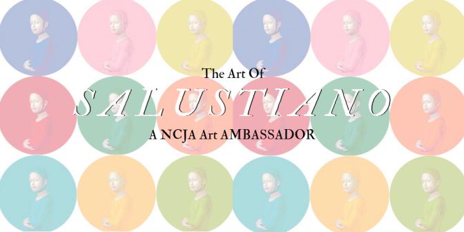 A NCJA Brand Ambassador's introduction to fashion with @SALUSTIANOX1000 #NCJLifestylesAndFashion