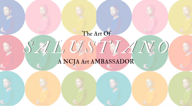 A NCJA Brand Ambassador's introduction to fashion with @SALUSTIANOX1000 #NCJLifestylesAndFashion