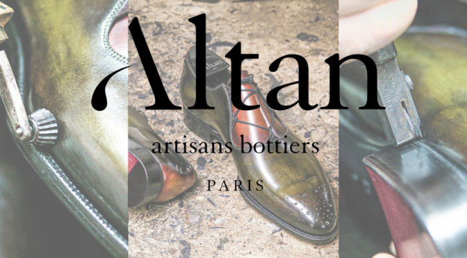 Altan #Paris – Artisan Bottiers @AltanBottier to debut new styles #NCJLifestylesAndFashion